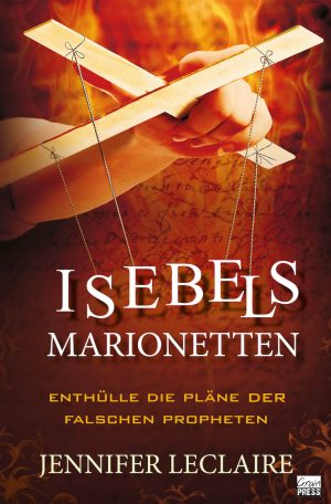 Cover Isebels Marionetten