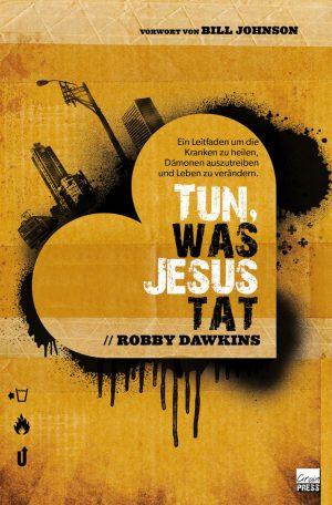 Cover Tun, was Jesus tat