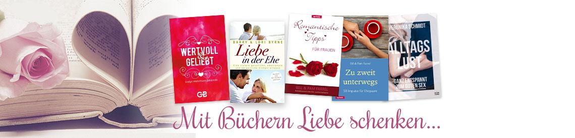 Mit Büchern Liebe schenken…