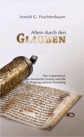 Cover Allein durch den Glauben