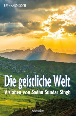 Cover Die geistliche Welt