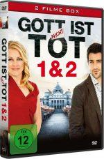 DVD Cover Gott ist nicht tot