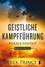 Cover Geistliche Kampfführung