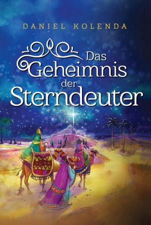 Cover Geheimnis der Sterndeuter