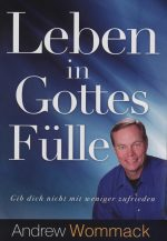 Cover Leben in Gottes Fülle