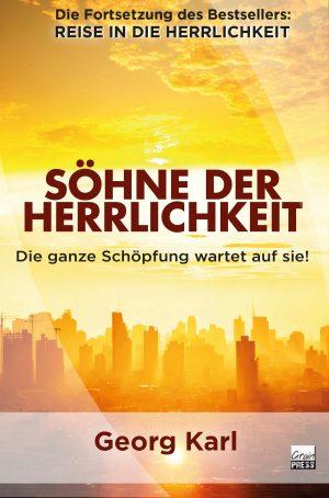 Cover Söhne der Herrlichkeit