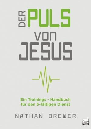 Cover Der Puls von Jesus