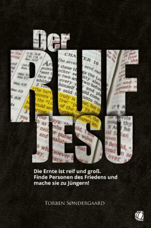 Cover GloryWorld Sondergaard - Der Ruf Jesu
