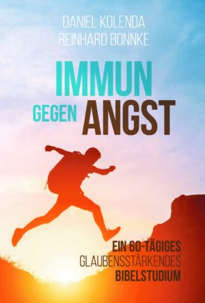 Cover Immun gegen die Angst