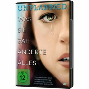 Cover DVD Unplanned