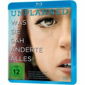 Unplanned - Blu-ray