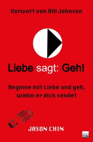 Cover Liebe sagt Geh!