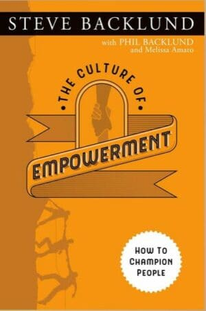 Cover The Culture of Empowerment